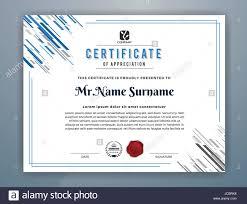 Professional Certificates Templates Multipurpose Professional Certificate Template Design Stock Photos