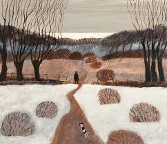 Frosty Morning, Sheringham' by Barbara Pierson | Folklore art, Art ...