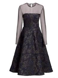 Jason Wu Collection - Embossed <b>Tulle</b> Cocktail Dress - saks.com
