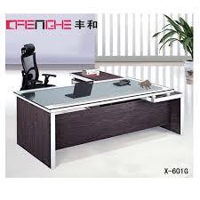 glass top office desk. Simple Glass Modern Glass Top Office Desk Wooden Of With Fresh  In Glass Top Office Desk F