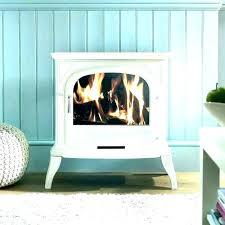 white electric fireplace heater crane review fir