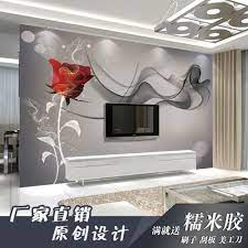 3D Wallpaper Bedroom Mural Roll Modern ...