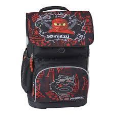 Legowear LEGO Ninjago Team Ninja Optimo School Bag, 2 pcs set