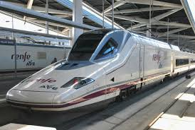 Renfe Seating Chart Spain By Train Everything You Need To Know About Rail