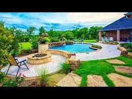 ideas patio pool terrace