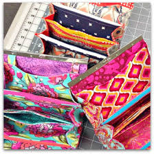 Purse Sewing Patterns Gorgeous The Prima Diva Clutch Wallet PDF Sewing Pattern PatternPile