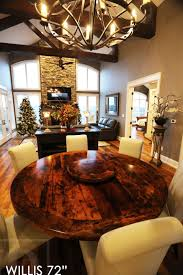 Living Lighting Cambridge Ontario Cambridge Ontario Reclaimed Wood Round Tables By Hd