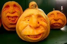 Cool Pumpkin Faces Valentine One Pumpkin Faces