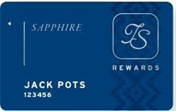 Turning Stone Rewards Chart How To Earn Points For Ts Rewards Turning Stone Resort
