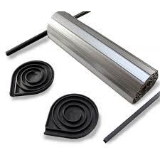 Kitchen Tambour Door Kit Tambourline Tambour Door Silver Tambour Door Kits Furniture