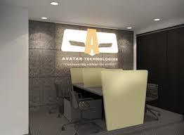 study office design ideas. Avatar Technologies: Minimalistic Study/office By TWINE Interior Design Studio Study Office Ideas P