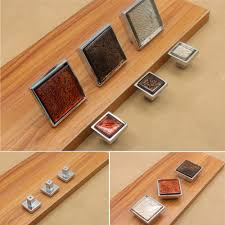 details about diy drawer cabinet dimond pull handles door glass square crystal furniture knobs