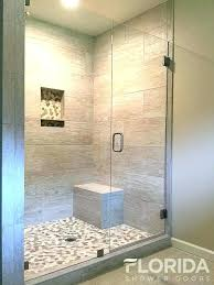 showers recycled glass shower wall panels shower 3 8 inline glass shower door and panel