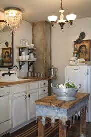 rustic homemade kitchen islands 17