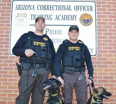 Arizona Correctional Officer Meet The New Ycso Pant K 9 Team The Daily Courier Prescott Az