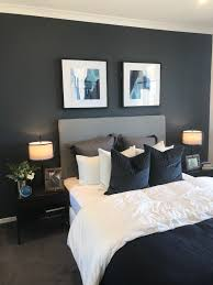 Bed Designs In White Color Love All Of The Colors Dark Blue Gray White In 2020