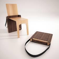 Portable Furniture Design Bag Chair Folding Chair On Behance