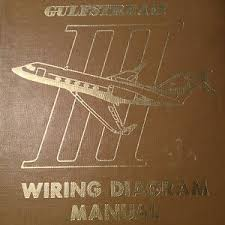 details about gulfstream g iii wiring diagram manuals a 2 vol set