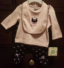 Little Me Clothing Size Chart Little Me Newborn Girl Ballerina Outfit Fashion Clothing