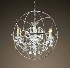 restoration hardware chandelier orb crystal inspirational s polished for chan restoration hardware chandelier