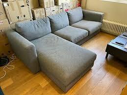 ikea vimle 3 seat sofa with chaise