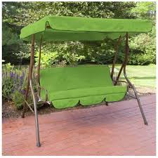 Elegant Replacement Cushions Canopy For Swing Garden Hammock