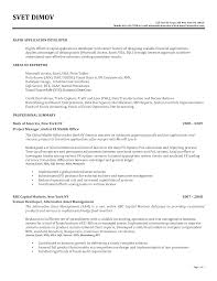 Mobile Resume Mobile Developer Resume Enderrealtyparkco 8