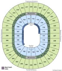 Nfr 2018 Seating Chart 55 Described Nfr Tickets Seating Chart