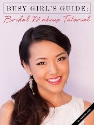 not every bride has a major budget for her wedding day if you will be doing your makeup before tying the knot we have a video that will help you make your