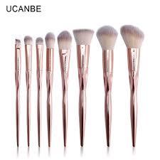 pinceis kit quality makeup brush set directly from china brush professional suppliers rose golden metallic makeup brushes set grasp brush