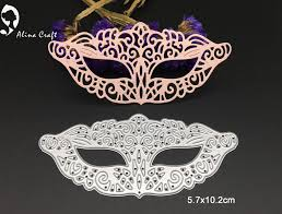 Card Masks To Decorate Holloween Mask die cutting dies for Scrapbooking Card envelope 28