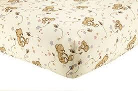 teddy bear crib sheet teddy bear crib bedding set abc baby crib bedding set featuring