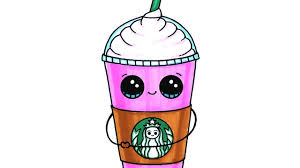 Starbucks Frappuccino Coloring Page Youtube