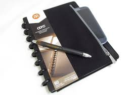 Staples Arc Customizable Notebook With Neoprene Cover Review