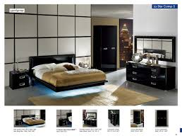 Bedroom Furniture Modern Bedrooms 50% OFF La Star Black Comp 5, Camelgroup  Italy