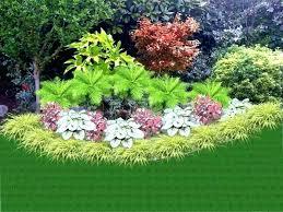 corner garden ideas landscaping small design front uk