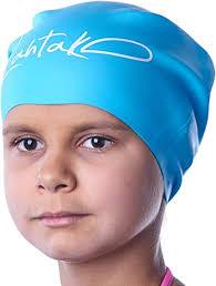 Swim Caps for Long Hair Kids - Swimming Cap for ... - Amazon.com
