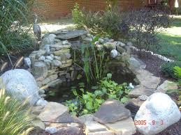 small pond waterfall ideas small pond backyard ponds