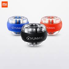 Original Xiaomi <b>YunMai Powerball</b> Carpal Training Apparatus <b>Wrist</b> ...