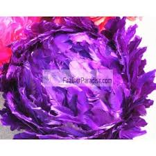 Decorative Feather Balls Simple Large Purple Feather Balls Rose Balls Wedding Centerpieces Large