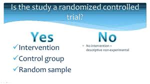 Experimental Design In Nursing Research Quantitative Research Designs Descriptive Non Experimental