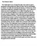 take a look at written paper   chinese culture essay sample free chinese culture essay   example essays