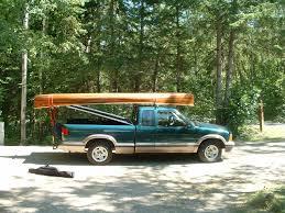 Bwca Truck Canoe Rack Advice Sought Boundary Waters Gear Forum