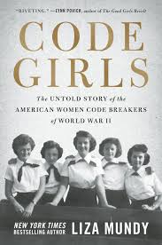 code s is liza mundy s fourth book published by hachette books and released last year it s sold 60 000 to 70 000 copies in hardcover mundy said