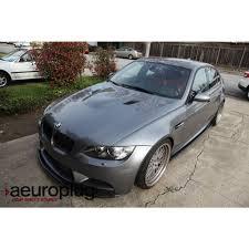 BMW 5 Series bmw e92 price : FORCEWERKZ BMW E90 / E92 M3 CARBON FIBER SIDE SKIRT EXTENSION ...