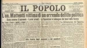 Il delitto Matteotti - di Giovanni Sabbatucci - YouTube