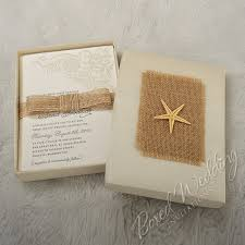 starfish destination wedding invitation box Wedding Invitation With Box starfish destination wedding invitation wedding invitation with bow