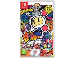 Купить <b>Super</b> Bomberman R (Русская версия)(<b>Nintendo Switch</b>) в ...