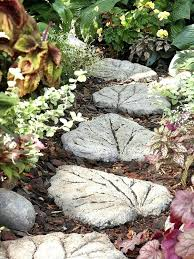 stepping stones garden concrete big leaves moulds concrete garden molds concrete molds garden statues
