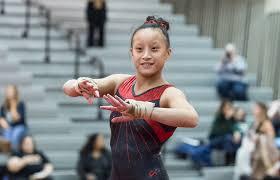 Gymnastics: Heritage Freshman Julia Welch, Freedom Win VHSL State Titles |  LoCoSports